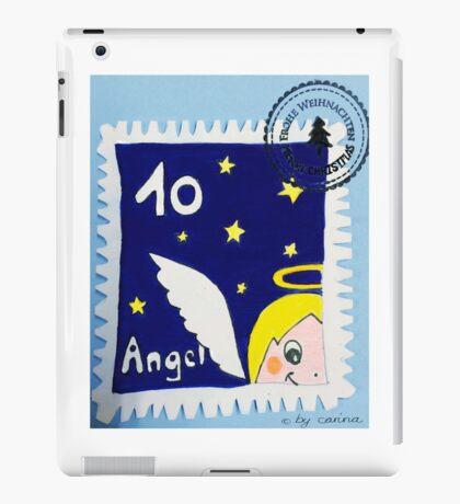 Stamp Angel iPad Case/Skin