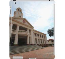 Singapore Hwa Chong Institution iPad Case/Skin