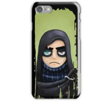 Cartoon Garrett iPhone Case/Skin
