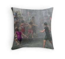 Cool Aid Throw Pillow
