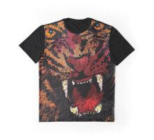 Eye of the Tiger Graphic T-Shirt