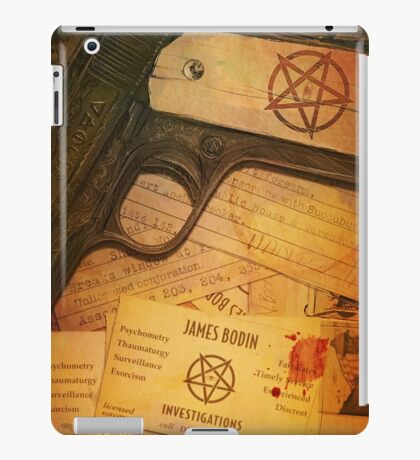 Violent Souls - Bodin Cover Variant iPad Case/Skin
