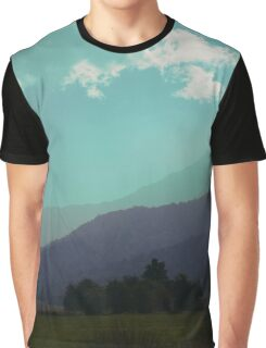 Deep Layers  Graphic T-Shirt
