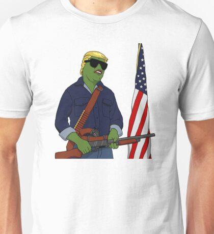 Donald Trump Pepe Unisex T-Shirt