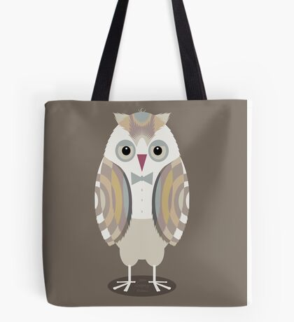 WHO WEARS A BOW TIE Tote Bag