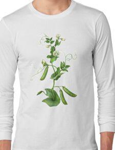 I like Peas. For Peace. Long Sleeve T-Shirt