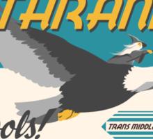 MithrandAIR Sticker