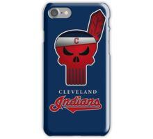 CLEVELAND INDIANS POSTER 2 iPhone Case/Skin