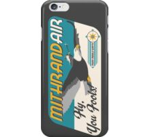 MithrandAIR iPhone Case/Skin