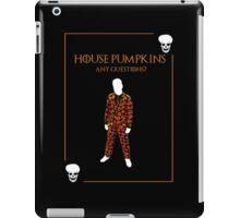 House Pumpkins iPad Case/Skin