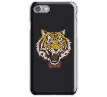 Yurio's Tiger Shirt (from Yuri!!! on Ice) iPhone Case/Skin
