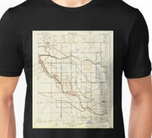 USGS TOPO Map California CA Burrel 295962 1927 31680 geo Unisex T-Shirt