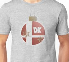Super Smash Christmas - Donkey Kong Unisex T-Shirt