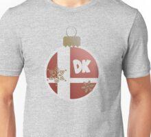 Super Smash Christmas - Donkey Kong Unisex T-Shirt