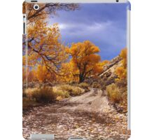 High Desert Autumn iPad Case/Skin