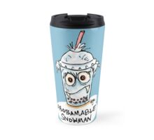 Abobamable Snowman Travel Mug
