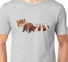 Beatles on tail Unisex T-Shirt