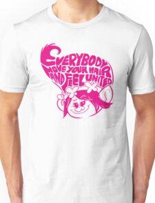 Poppy (trolls) Unisex T-Shirt
