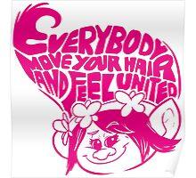 Poppy (trolls) Poster