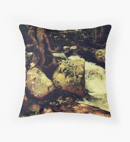 cascades, 3 Throw Pillow
