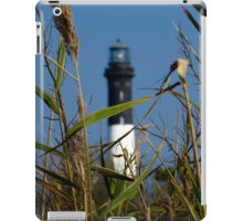 The Fire Island Lighthouse  iPad Case/Skin