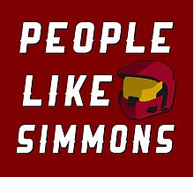 People Like Simmons by direlywolf