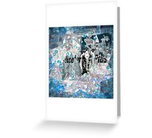 REEFER PLUS COOL BREEZE Greeting Card