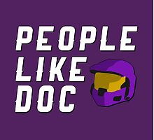 People Like Doc by direlywolf