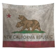 New California Republic Flag NCR Wall Tapestry