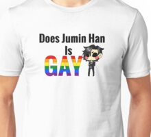 Does Jumin Han Is Gay? Unisex T-Shirt