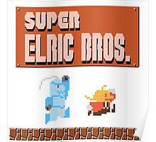 Super Elric Bros. Poster
