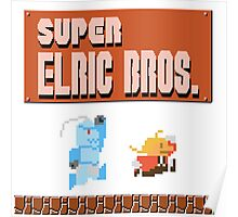 Super Elric Bros. Poster