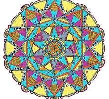 Mandala: Harmonious Decad by thomasstevens
