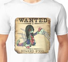 Voodoo Doll Concept - Most Wanted Unisex T-Shirt