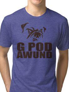 Gpodawund, A beautiful failure. Tri-blend T-Shirt
