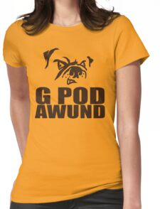 Gpodawund, A beautiful failure. Womens Fitted T-Shirt