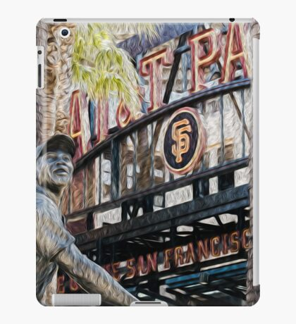 San Francisco Giants Main Gate iPad Case/Skin