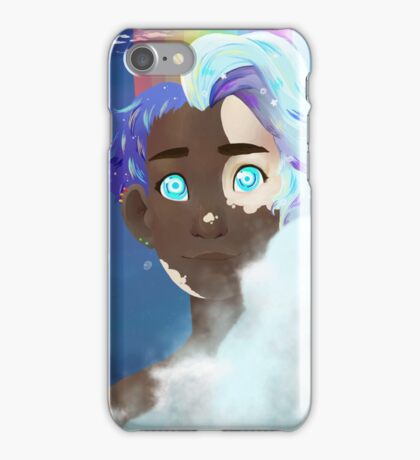 Daughter of Sky and Sea iPhone Case/Skin