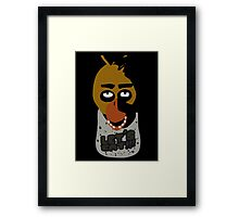 Five Nights At Freddy's Chica Framed Print