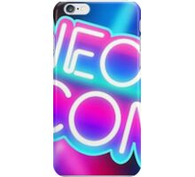 Neon Icon iPhone Case/Skin