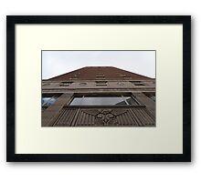 Plaza Hotel Framed Print