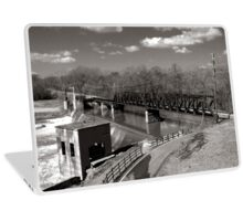 Rock Island and Western Railroad Laptop Skin