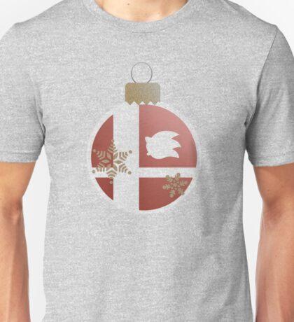 Super Smash Christmas - Sonic Unisex T-Shirt