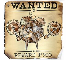 Like Clockwork - Most Wanted Poster Poster