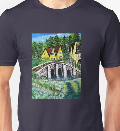Barbara's Cornwall Unisex T-Shirt