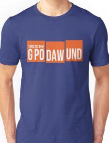 GPODAWUND #GPODAWUND - Football Funny Unisex T-Shirt