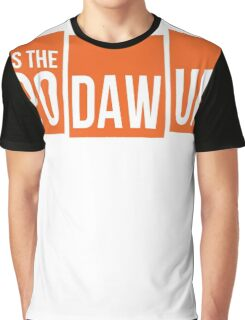 GPODAWUND #GPODAWUND - Football Funny Graphic T-Shirt