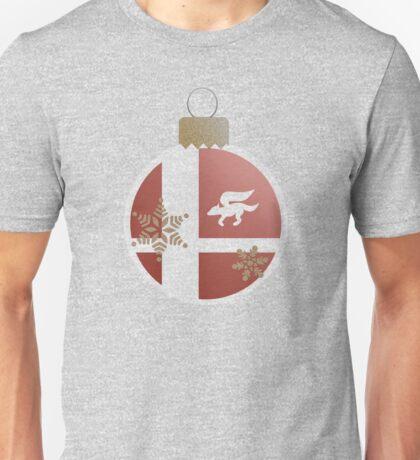 Super Smash Christmas - Star Fox Unisex T-Shirt