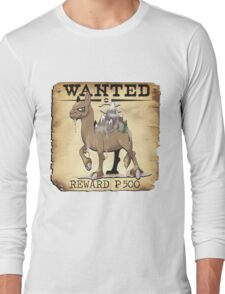 Mountain Camel - Most Wanted Pokemon Long Sleeve T-Shirt