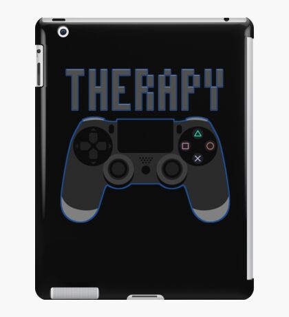 Video Game therapy iPad Case/Skin